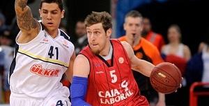 Laboral Kutxa vs Fenerbahce basket