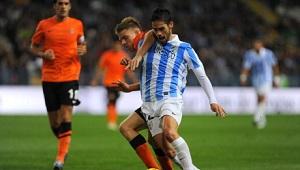Malaga -Real Sociedad